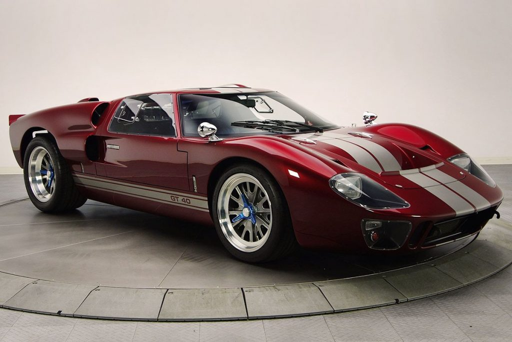 Mobil classic Ford GT40